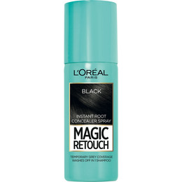 L'Oréal Paris Magic Retouch Farvespray 1 Sort 75 ml