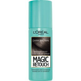 L'Oréal Paris Magic Retouch Farvespray 2 Mørkebrun 75 ml