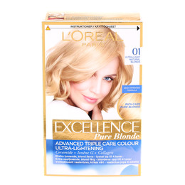 L'Oréal Excellence 01 Lightest Natural Blond