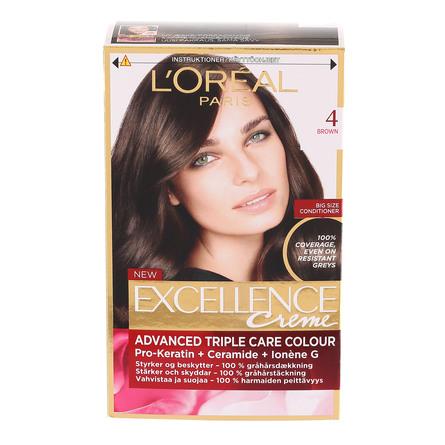 L'Oréal Paris L'Oréal Excellence 4 Brun