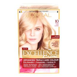 L'Oréal Excellence 10 Ekstra lysblond