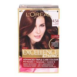 L'Oréal L'Oreal Excellence 4.54 Mørk kobbermaghoni