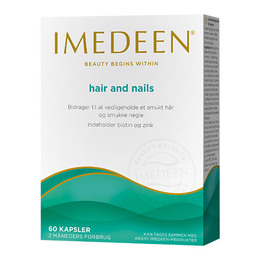 Imedeen IMEDEEN Hair & Nail 60 Tabletter