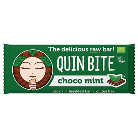 Choco Mint bar Ø - Quin Bite 30 g