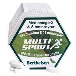 Berthelsen Multisport 180 tabl.