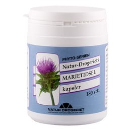 Natur Drogeriet Marietidsel 400 mg 180 kaps.