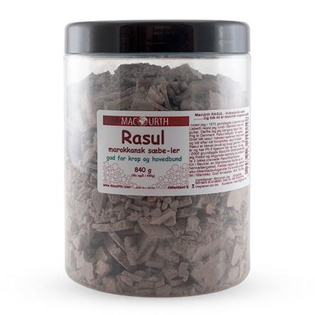 Rasul mineralsæbe MacUrth 840 g