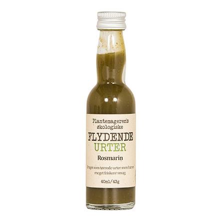 Flydende urter rosmarin Ø Plantemageren 40 ml