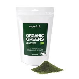 Organic Greens pulver Superfruit Øko 300 gr.