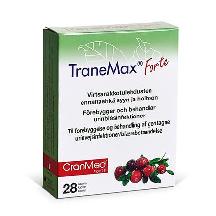 TraneMax Forte 28 kaps.