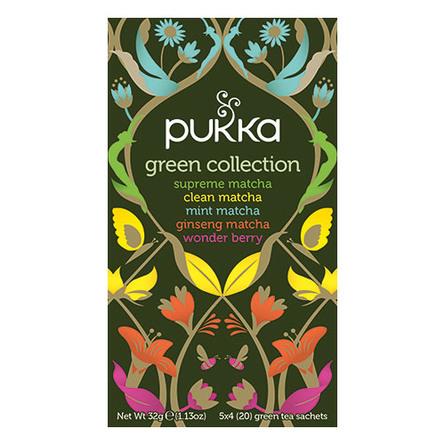 Pukka Green Collection Te Øko 20 br