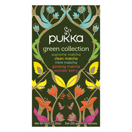 Pukka Green Collection Te Øko 20 br
