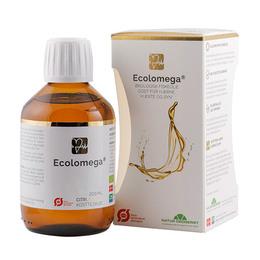 Ecolomega fiskeolie Øko200 ml