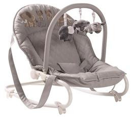 Basson Baby Babysitter med legebøjle VIKI LUX