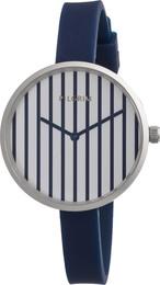 Pilgrim ur Sølv belagt, blå
