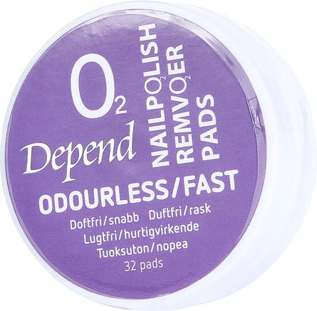 Depend O2 Remover Pads