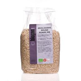Brune ris runde Ø 1 kg