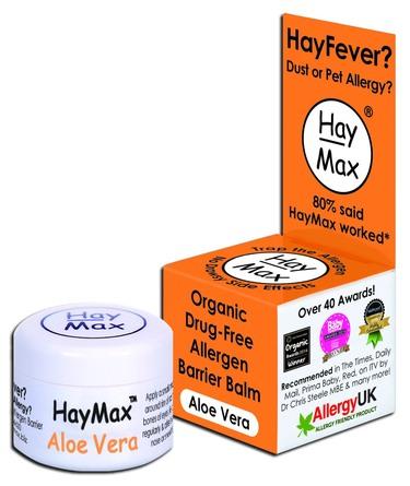 HayMax Aleo Vera mod allergener 5 ml
