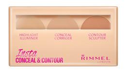 Rimmel Insta Conceal & Contour Palette 010 Light