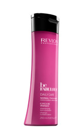 Revlon Be Fabulous Normal Cream Shampoo 250 ml