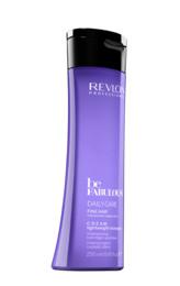 Revlon Be Fabulous Fine Cream Shampoo 250 ml