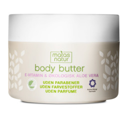 Matas Natur Aloe Vera & E-vitamin Body Butter 200 ml
