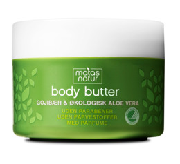 Matas Natur Gojibær & Aloe Vera Body Butter 200 ml