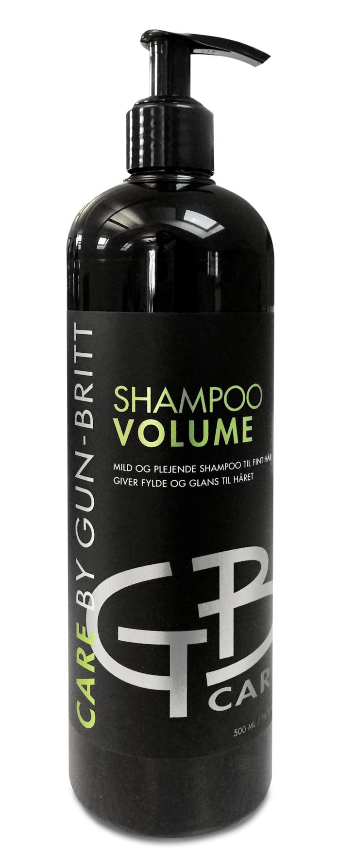 shampoo fint hår