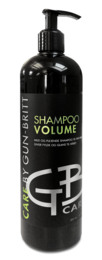 Gun-Britt Care by Care by Gun-Britt Volume Shampoo 500 ml