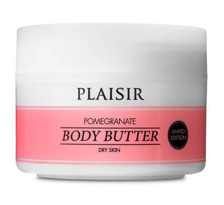 Plaisir Body Butter Granatæble 200 ml