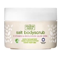 Matas Natur Aloe Vera & E-vit Salt Bodyscrub 200 g