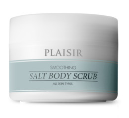 Plaisir Smoothing Salt Body Scrub 200 g
