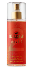 Hollister Wave 2 For Her Body Mist 250 Ml