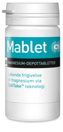Mablet Depottablet  60 stk.