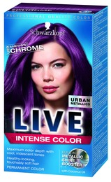 Schwarzkopf Live Color Amethyst Chrome U69