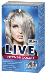 Schwarzkopf Live Color Metallic Silver U71