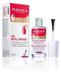 Mavala Oil Seal Hurtigtørrende Overlak
