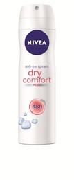 Nivea NIVEA Deodorant Dry Comfort Spray 150 ml