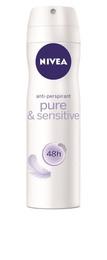 Nivea Deo Spray Pure&Sensitive 150 ml