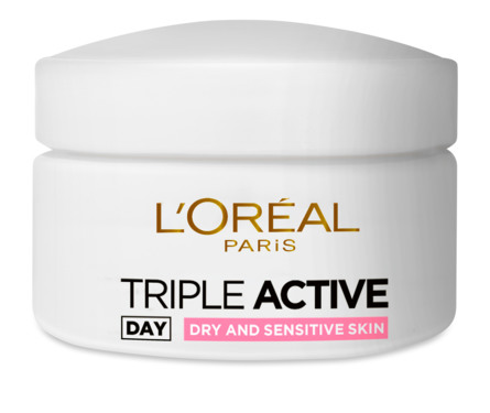 L'Oréal L´Oréal Triple Active Day Cream 50 ml