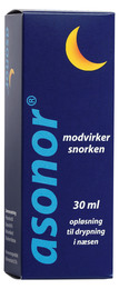Asonor Anti snorkemiddel 30 ml