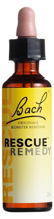 Bach Rescue Dråber 20 ml