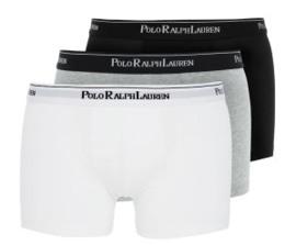 Polo Ralph Lauren Boxershorts 3-pak str. L