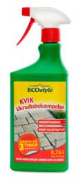 ECO KVIK Ukrudtsbekæmpelse Klar til brug 750 ml