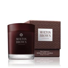 Molton Brown Black Peppercorn Single Wick Candle 6