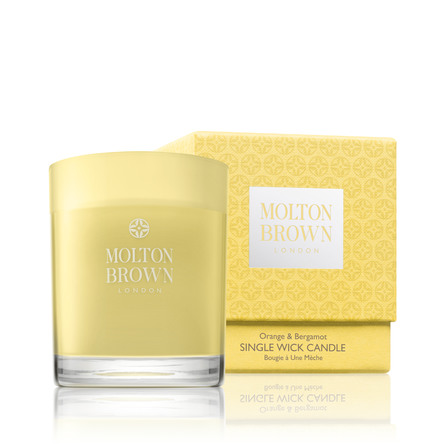 Molton Brown Orange & Bergamot Single Wick Candle