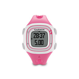 Garmin Forerunner 10 Hvid/Pink