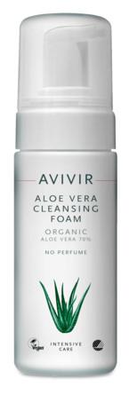 AVIVIR Aloe Vera Cleansing Foam 150 ml
