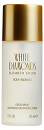 Elizabeth Taylor White Diamonds Deodorant Spray 150 Ml
