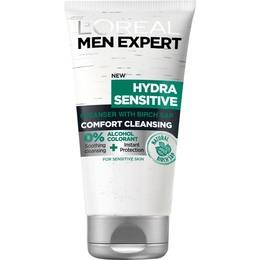 L'oréal Men Expert Hydra Sensitive Rensegel 150 ml